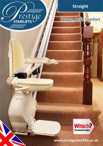 Download the Prestige straight stairlift brochure