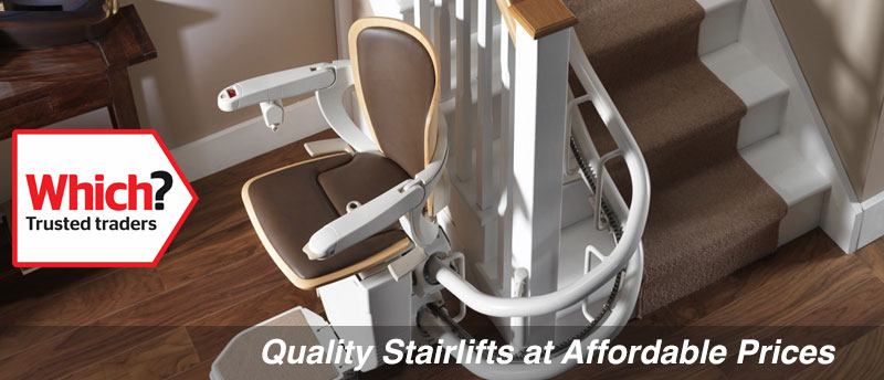 Prestige Curved Stairlift