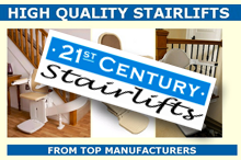 Prestige Stairlifts take over 21st Century Stairlifts