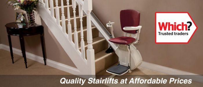 Prestige Straight Stairlift
