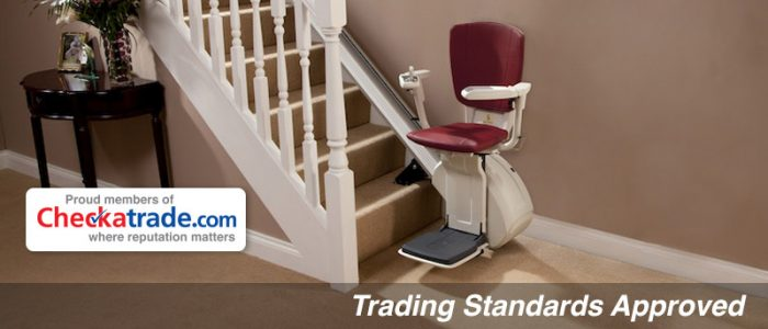 Prestige Stairlifts - straight stairlift